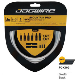 Jagwire Mountain Pro Bremsekabel sort